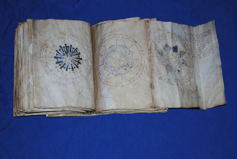 voynich manuskript