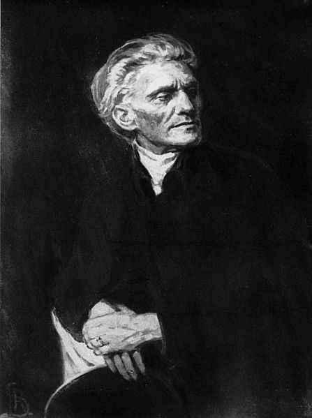 Stefan-George-von-Reinhold-Lepsius