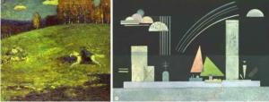 At Rast Blauer Reiter Wassily Kandinsky
