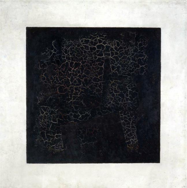 quadrat schwarz kasimir malewitsch