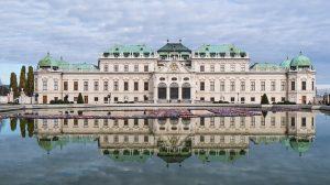 Belvedere Wien kunst modern