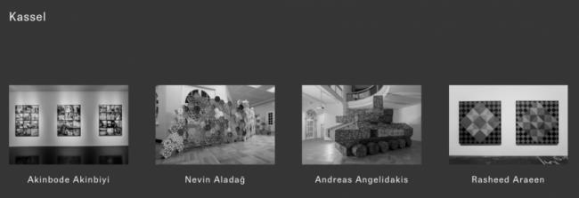Quelle: documenta14.de (Freies Pressematerial - screenshot)