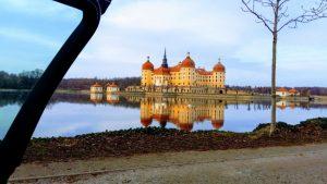 Schwanenkönig Schloss Moritzburg