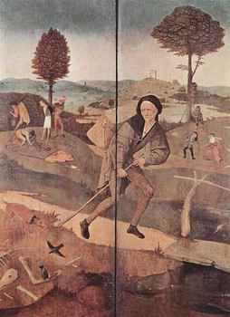 der-pilger-heuwagentryptichon hieronymus bosch