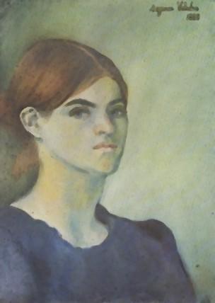 Suzanne-Valadon-Selfportrait-1883
