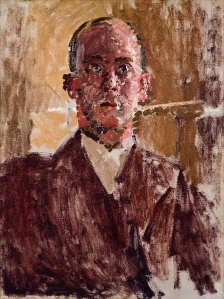 Portrait Harold Gilman (1911)